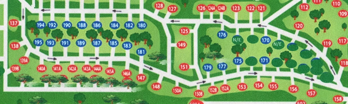 100 Campground Sites